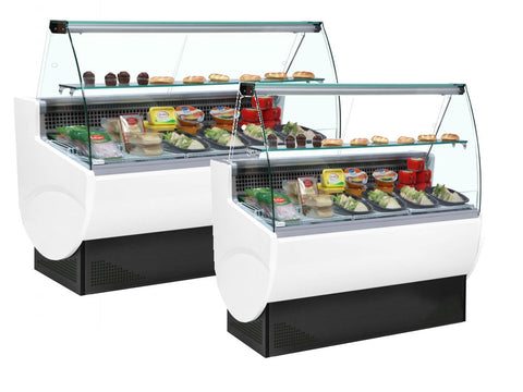 Trimco Tavira II Curved Range Serve Over Counter