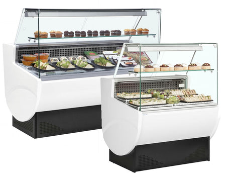 Trimco Tavira II Flat Range Serve Over Counter