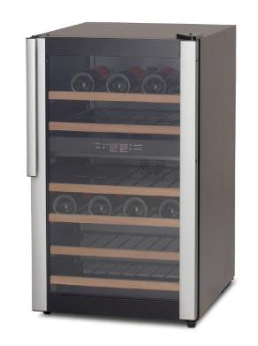 Vestfrost W32 Under Counter Wine Cooler, Display Fridge, Advantage Catering Equipment