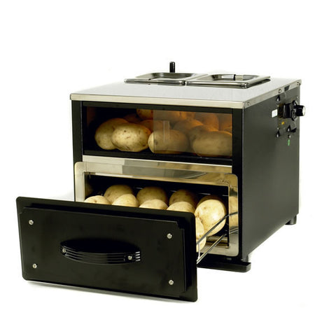 Victorian Ovens 3 in 1 Potato Station