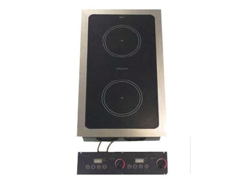 Valera CB 70A Heavy Duty Drop In Induction Hob, Hobs and Boiling Tops, Advantage Catering Equipment