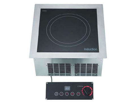 Valera AB 50A 5kw Drop In Induction Hob, Hobs and Boiling Tops, Advantage Catering Equipment