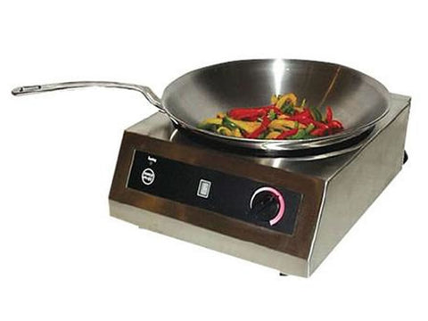 Valera CW 25A Induction Hob and Wok