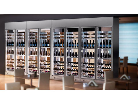 Jordao Wine Library, Display Fridge, Advantage Catering Equipment