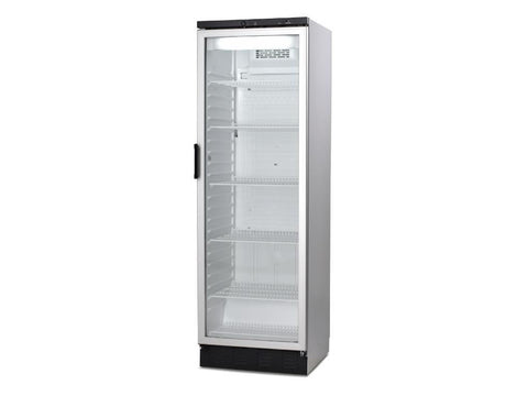 Vestfrost FKG371 Glass Door Display Refrigerator
