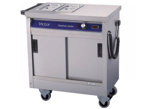 Victor BM21MS Bain Marie Hot Cupboard, Hot Holding, Advantage Catering Equipment