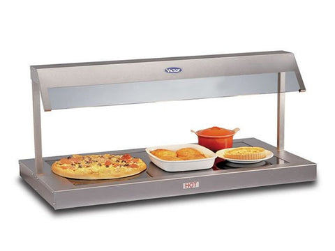 Victor HDU30ZG Heated Glass Base Display Unit, Heated Displays, Advantage Catering Equipment