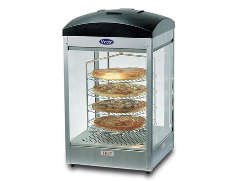 Victor HMU50PIZM Hot Food Merchandising Unit, Heated Displays, Advantage Catering Equipment