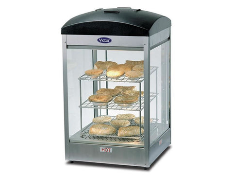 Victor HMU50 Hot Food Merchandising Unit, Heated Displays, Advantage Catering Equipment