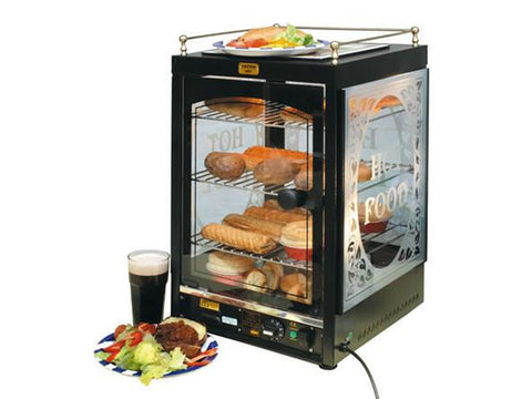 Victorian Ovens Princess Hot Food Merchandiser, Heated Displays, Advantage Catering Equipment