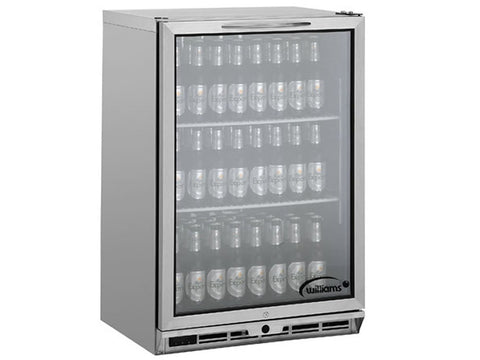 Williams BC1S3 Single Door Bottle Cooler, Bottle Fridges, Advantage Catering Equipment