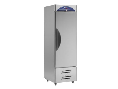 Williams FZ18-S3 Single Door Slimline Upright Fish Refrigerator, Refrigerators, Advantage Catering Equipment