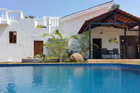 Alibaug: 5BHK Exotic Luxury Pool Villa (Prop.id  #268634)