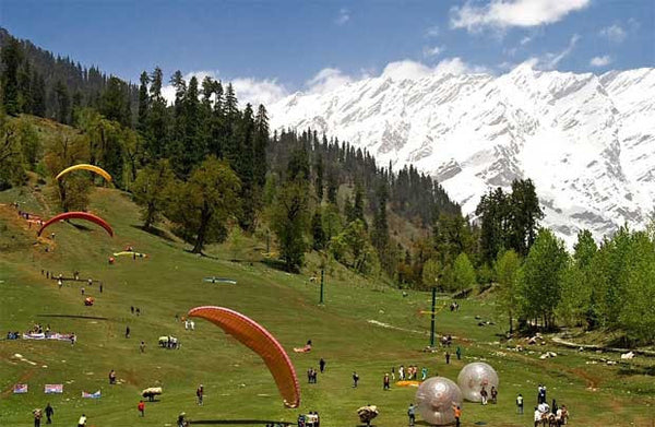 Shimla-Manali (5N/6D): Stay in 3 Star Hotel, Shimla-Manali sightseeing by private vehicle & More!