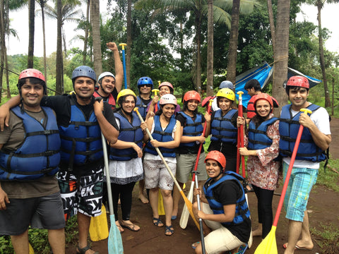 Kolad: River rafting (Day outing packages)