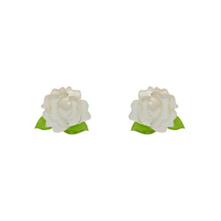 Juliet's Blooms Rose earrings