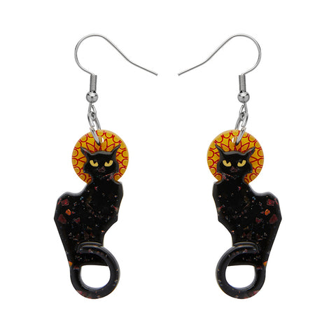 Le Chat Noir earrings
