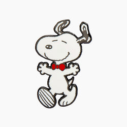 Snoopy's Great Day Enamel Pin