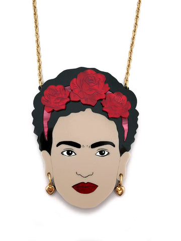 Frida Kahlo necklace - PREORDER