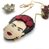 Frida Kahlo necklace