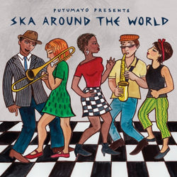 Putumayo World Music. Ska Around The World CD