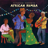 Putumayo World Music.  African Rumba CD