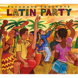 Putumayo World Music. Latin Party CD