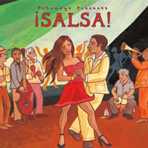 Putumayo World Music. !Salsa! CD