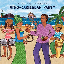 Putumayo World Music. Afro-Caribbean Party CD
