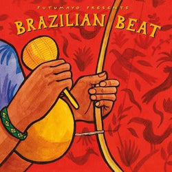 Putumayo World Music.  Brazilian Beat CD