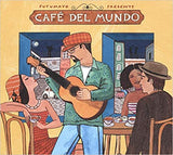 Putumayo World Music. Cafe del Mundo CD