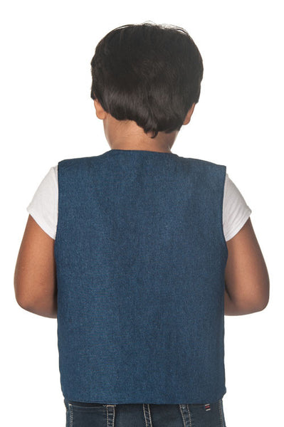 Kids Jacket Mooch Blue