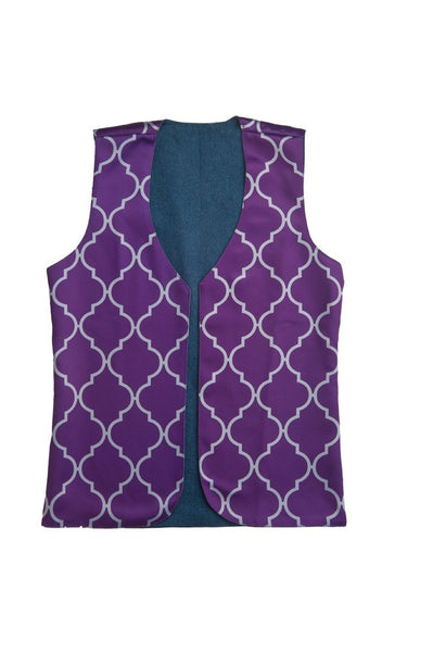 Moghul Purple Reversible Jacket