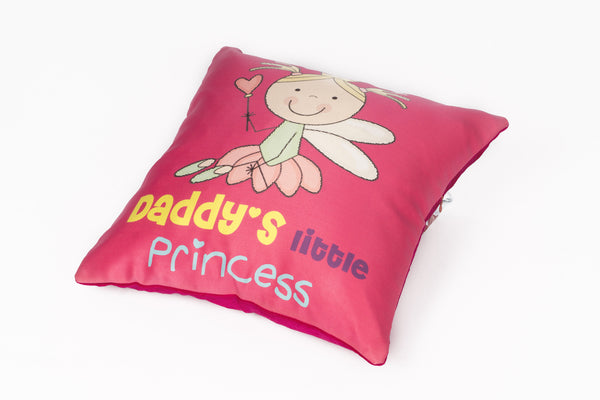 CUSHION COVER DADDY'S LITTLE PRINCESS