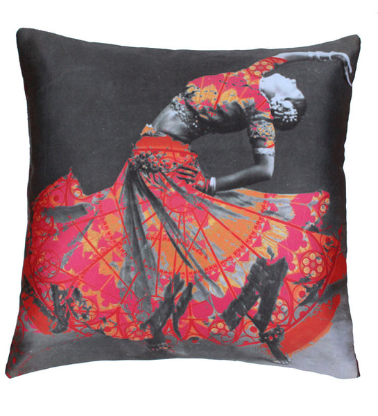 Cushion Cover Dance