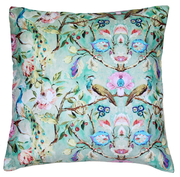 Cushion Cover Peacock