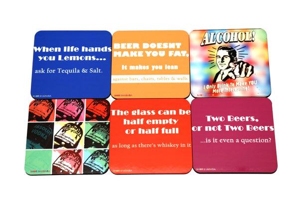 Coasters Alco Quotes