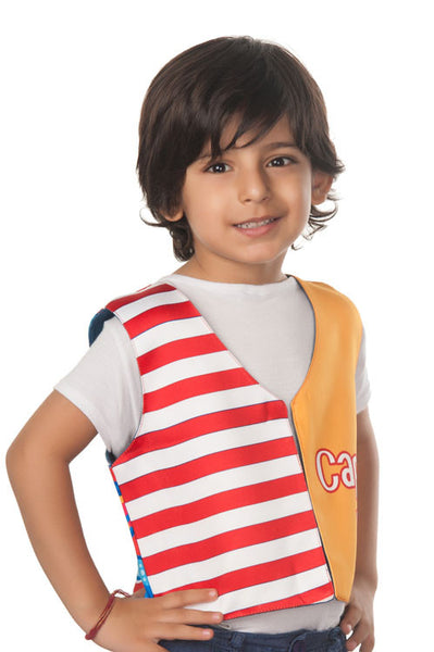 Kids Jacket Captain Boy