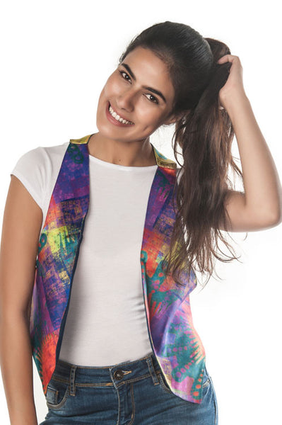 Crop Jacket Goa
