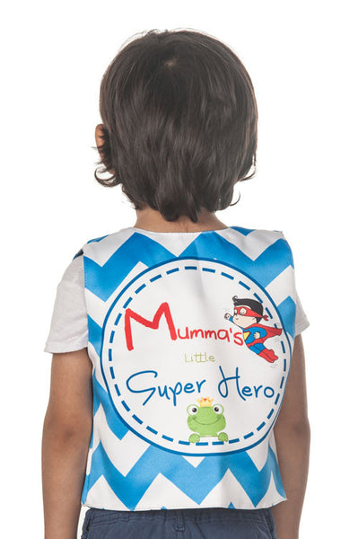 Kids Jacket Mumma's Super Hero