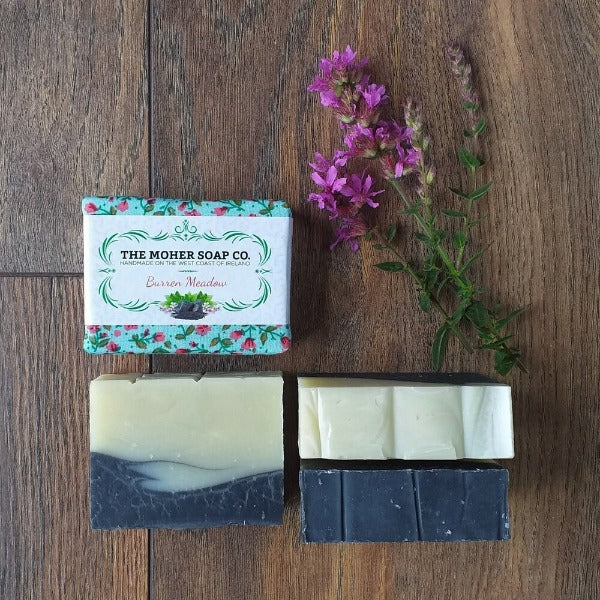 The Burren Natural Soap by The Moher Soap Co.