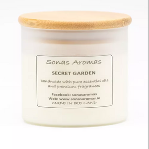 Secret Garden by Sonas Aromas