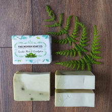 Garden Mint & Eucalyptus Natural Soap by The Moher Soap Co.