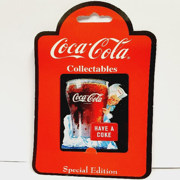 Coca-Cola 'Have a Coke' Collectables Magnet