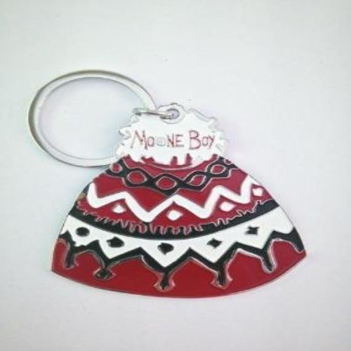 Moone Boy Key Ring