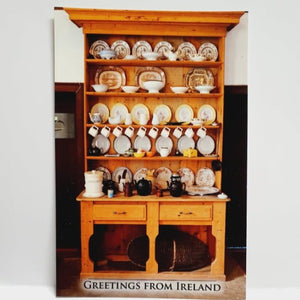 Postcard - Dresser, Greetings from Ireland