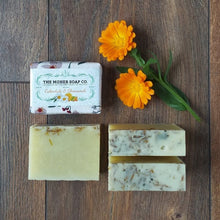 Calendula & Chamomile Natural Soap for Dry/Sensitive Skin by The Moher Soap Co.