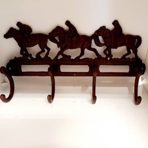 Race Horse Coat Hanger