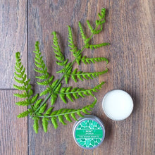 Mint Natural Lip Balm by The Moher Soap Co.