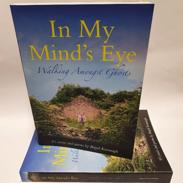 In My Mind's Eye Walking Amongst Ghosts by Brigid Kavanagh (BACK IN STOCK FROM THURSDAY 5TH MARCH)